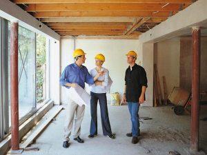 De waarde van uw huis verhoogt door renovatiewerken